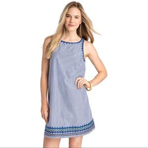 NWT Vineyard Vines Embroidered Dress